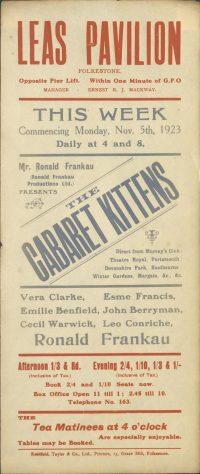 The Cabaret Kittens