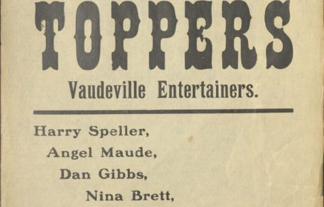 Poster for 'The Toppers'