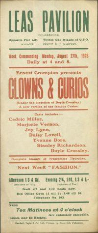 Clowns & Curios