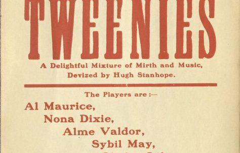 Poster for 'The Tweenies'