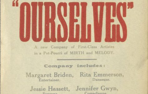 Poster for 'Ourselves'