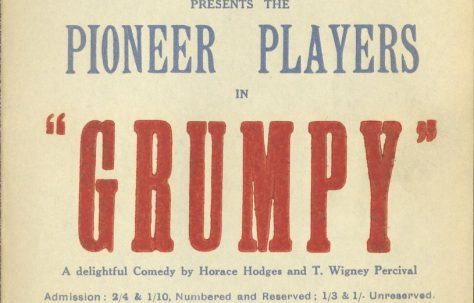Poster for 'Grumpy'