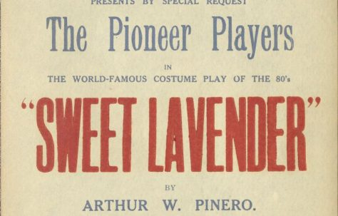 Poster for 'Sweet Lavender'