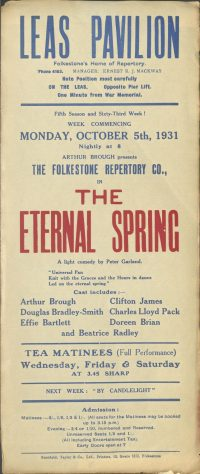 The Eternal Spring
