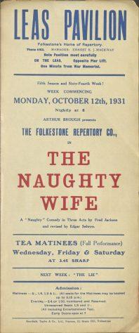 The Naughty Wife