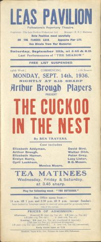 A Cuckoo In The Nest
