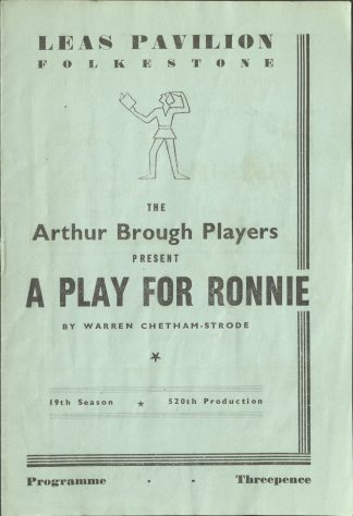 A Play for Ronnie