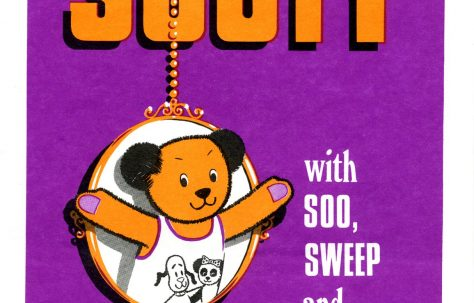 Flyer for 'Sooty with Soo, Sweep and Matthew Corbett'