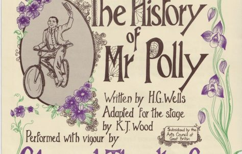 Flyer for 'The History of Mr Polly'
