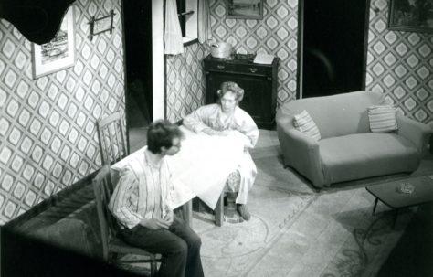 Production photograph