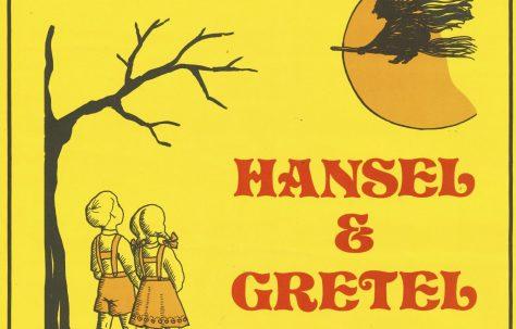 Poster for 'Hansel & Gretel'