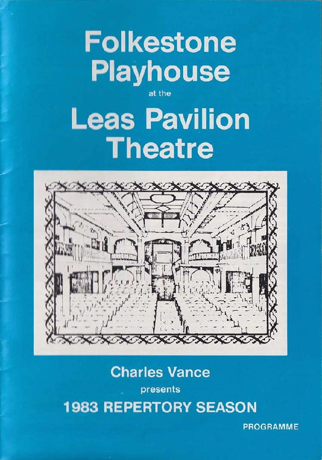 Programme for 'Sleuth'