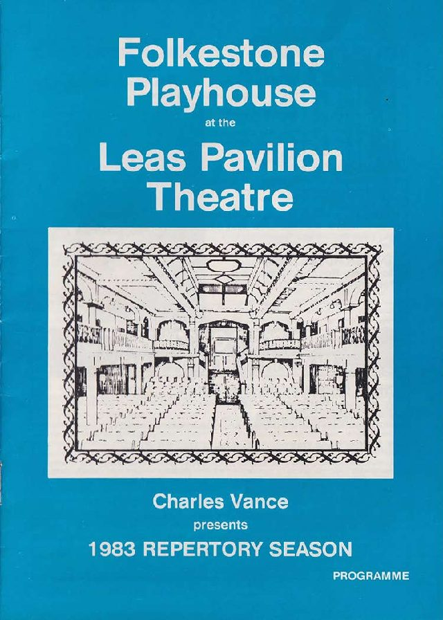 Theatre  programme for 'Who's Who?'